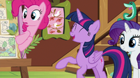 Twilight happy to see Big Daddy McColt S7E5