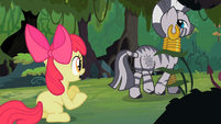 Zecora 'come with me' S2E06