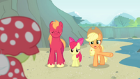 """Applejack """"that tonic really does anythin'"""" S4E20"""