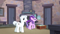 "Double ""why do we care about this old cutie mark?"" S5E02"