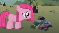 Filly Pinkie Pie sad S1E23