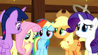 """Fluttershy """"I can't bear to see her like this"""" S8E18"""