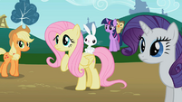 Fluttershy 'You didn't know-' S2E7