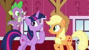 MLPCS5 Twilight wspomina ulubione wspomnienia Applejack