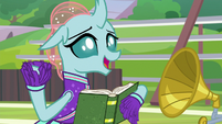 """Ocellus """"let's win this game and hit the"""" S9E15"""