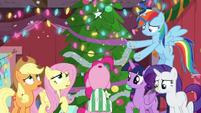 """Pinkie Pie """"woo-hoo!"""" BGES2"""