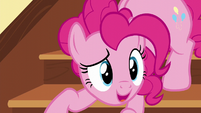 Pinkie Pie -and I can just avoid everypony!- S5E19