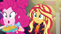 Pinkie Pie gasping in shock EGSBP