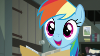 """Rainbow Dash """"so all we have to do"""" S7E18"""