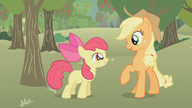 S01E12 Apple Bloom pełna entuzjazmu
