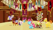 S03E05 Kucyki usługują Trixie
