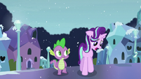 Starlight --He didn't have to say it-- S6E2