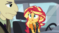 Sunset Shimmer gets the answer wrong CYOE5c