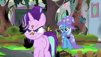 "Trixie ""Twilight's friends always helped her"" S9E20"