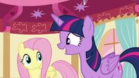 "Twilight ""focus on keeping the yaks happy"" S5E11"