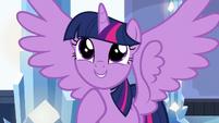 """Twilight Sparkle """"my pen pal quill set!"""" S6E16"""