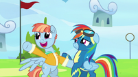 """Windy Whistles """"you were so amazing up there"""" S7E7"""