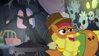 Cattail -I ain't much of a cleaner- S7E20
