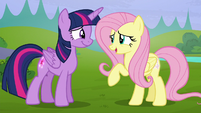 """Fluttershy """"I told you we'd figure it out"""" S5E23"""