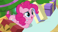 """Pinkie """"if we don't get out of here in time"""" BGES2"""