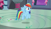 """Rainbow """"stand out in a different way"""" S6E7"""