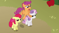 Scootaloo 'your clubhouse' S3E04