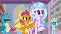 """Smolder """"friendship is in our nature"""" S8E22"""