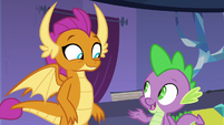 """Spike """"that does sound perfect!"""" S8E24"""