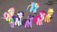 """Twilight """"back to the school in time!"""" S8E26"""