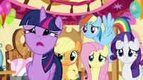 """Twilight """"see that I haven't made new friends"""" S5E11"""