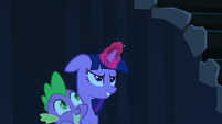 Twilight 'And I'm not gonna fail my test' S3E2