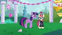 Twilight -now that I realize how important friendship is- S5E12