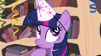 """Twilight Sparkle """"I could probably find out"""" S4E04"""