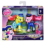 Wonderbolts Fluttershy & Pinkie Pie 2-pack packaging