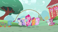 201px-Pinkie Pie skipping fillies S2E18
