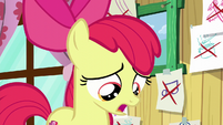 "Apple Bloom ""I guess"" S6E4"