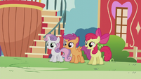Apple Bloom -I've been thinkin', Crusaders- S5E18
