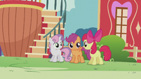 Apple Bloom -spend an awful lot of time fussin' and frettin'- S5E18