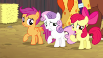 Cutie Mark Crusaders caught in their lie S5E6