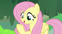 """Fluttershy """"I never would've found"""" S7E20"""