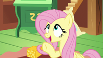 """Fluttershy """"if you're looking for something to do"""" S6E17"""