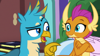 """Gallus """"if you want the real scoop"""" S8E22"""