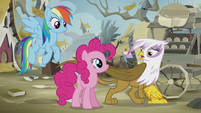 "Gilda ""nothing's better than gold to a griffon"" S5E8"