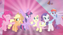 """Main five declare """"for our home!"""" S9E2"""