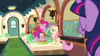 Pinkie Pie 'We're gonna be' S4E10