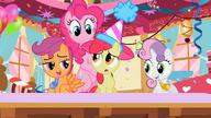 S02E06 Apple Bloom nie cieszy się z imprezki