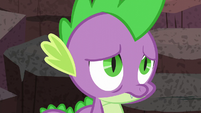 Spike accepts his decision S6E5
