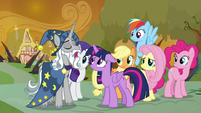 """Star Swirl """"Everfree Forest under control"""" S9E2"""