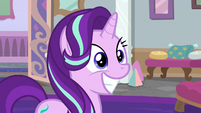 Starlight smiling wide at Twilight S9E20