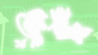 Tartarus creatures changing in form S8E26